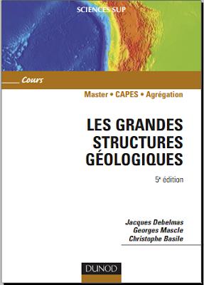 Télécharger Livre Gratuit Les grandes structures géologiques pdf