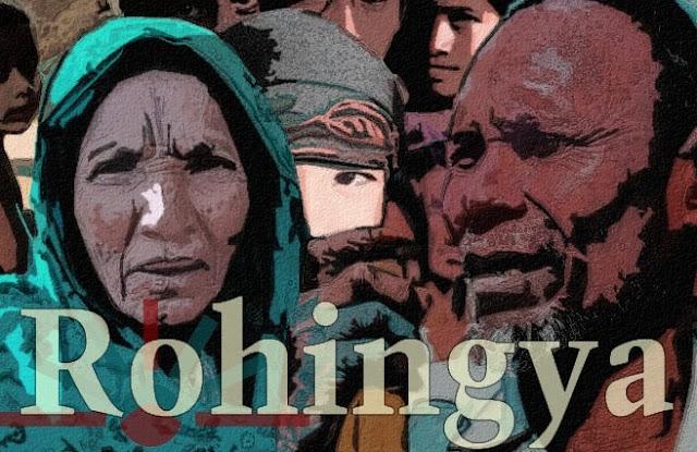 Muslim Rohingya Myanmar