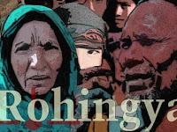 Jeritan, Tangis dan Rasa Takut Muslim Rohingya di Myanmar