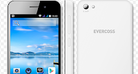 cara factory reset Evercoss Winner T3