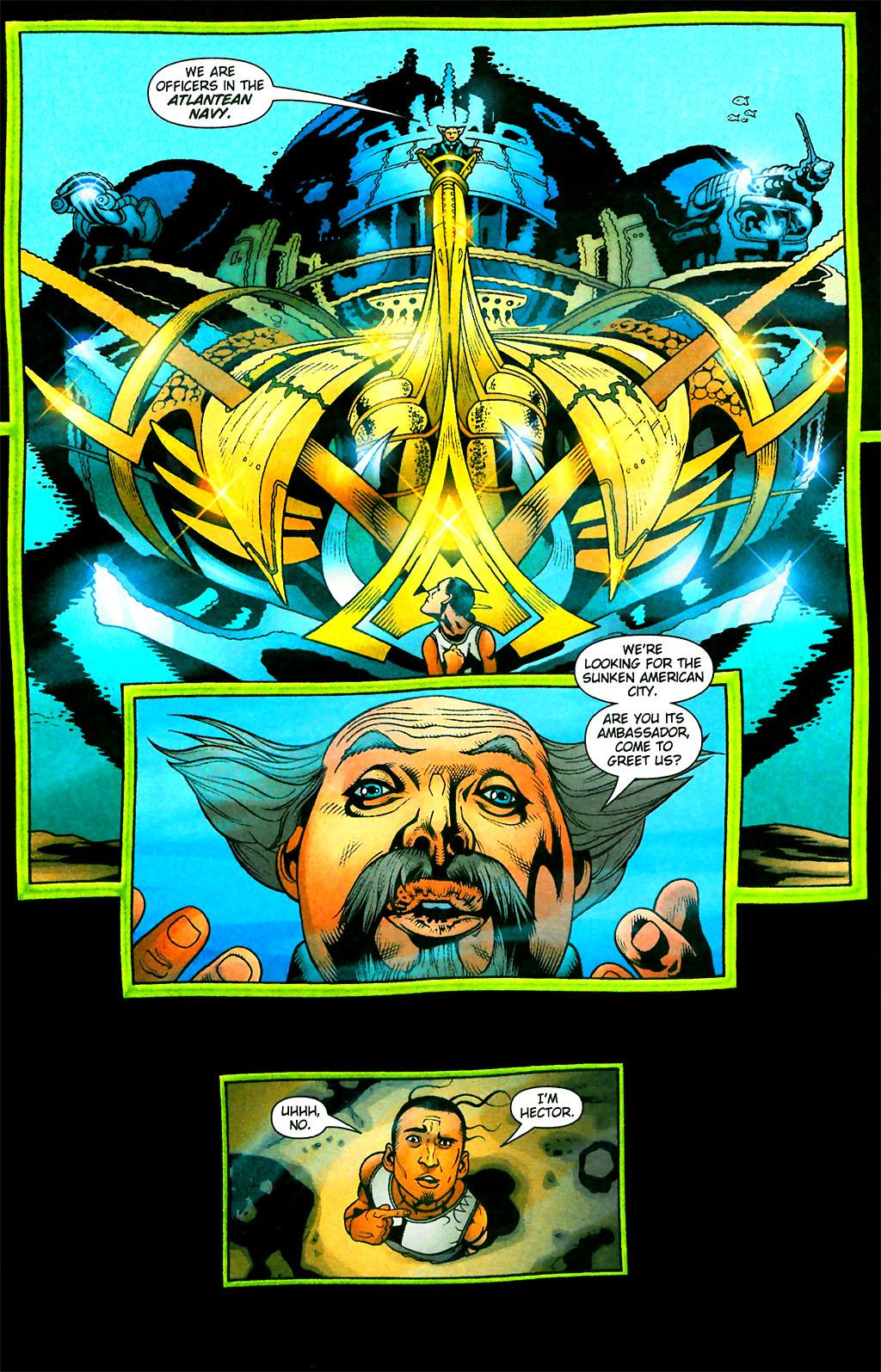 Read online Aquaman (2003) comic -  Issue #28 - 9