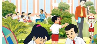 Download dan Dapatkan Contoh Soal UAS Ganjil B. Indonesia Kelas 3 Semester 1, sesuai ktsp pilihan ganda, dan isian