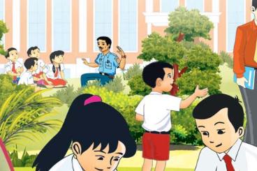 Update Soal UAS B. Indonesia Kelas 3 Semester 1