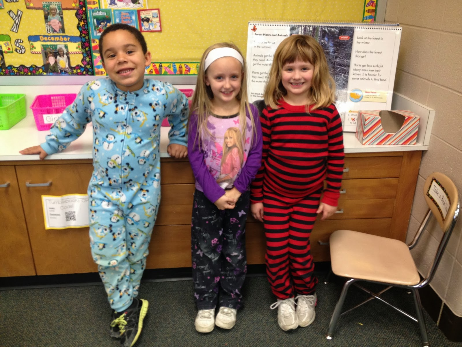 Fun In First Grade With Ms Pietsch Pajama Day