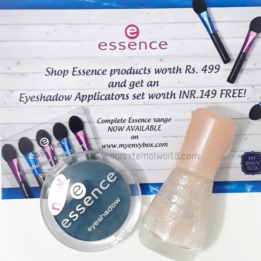Essence Gel Nail Polish Space Queen: Unboxed: June My Envy Box