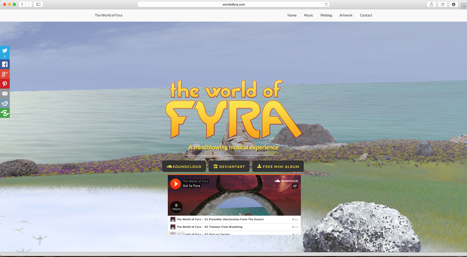 The World of Fyra
