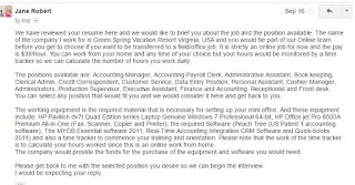 reply email from employer Freelancer.com