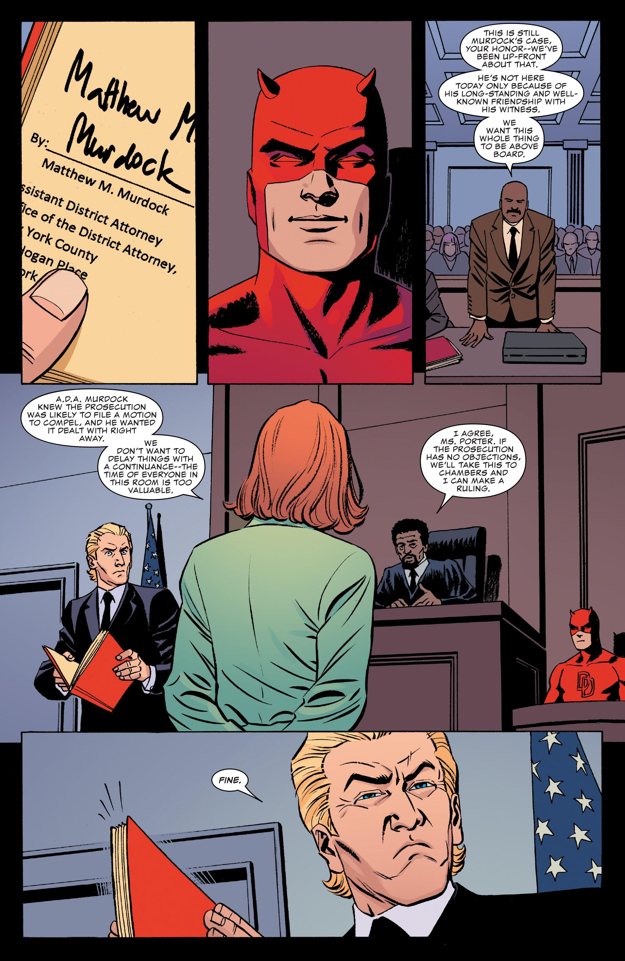 Read online Daredevil (2016) comic -  Issue #22 - 8