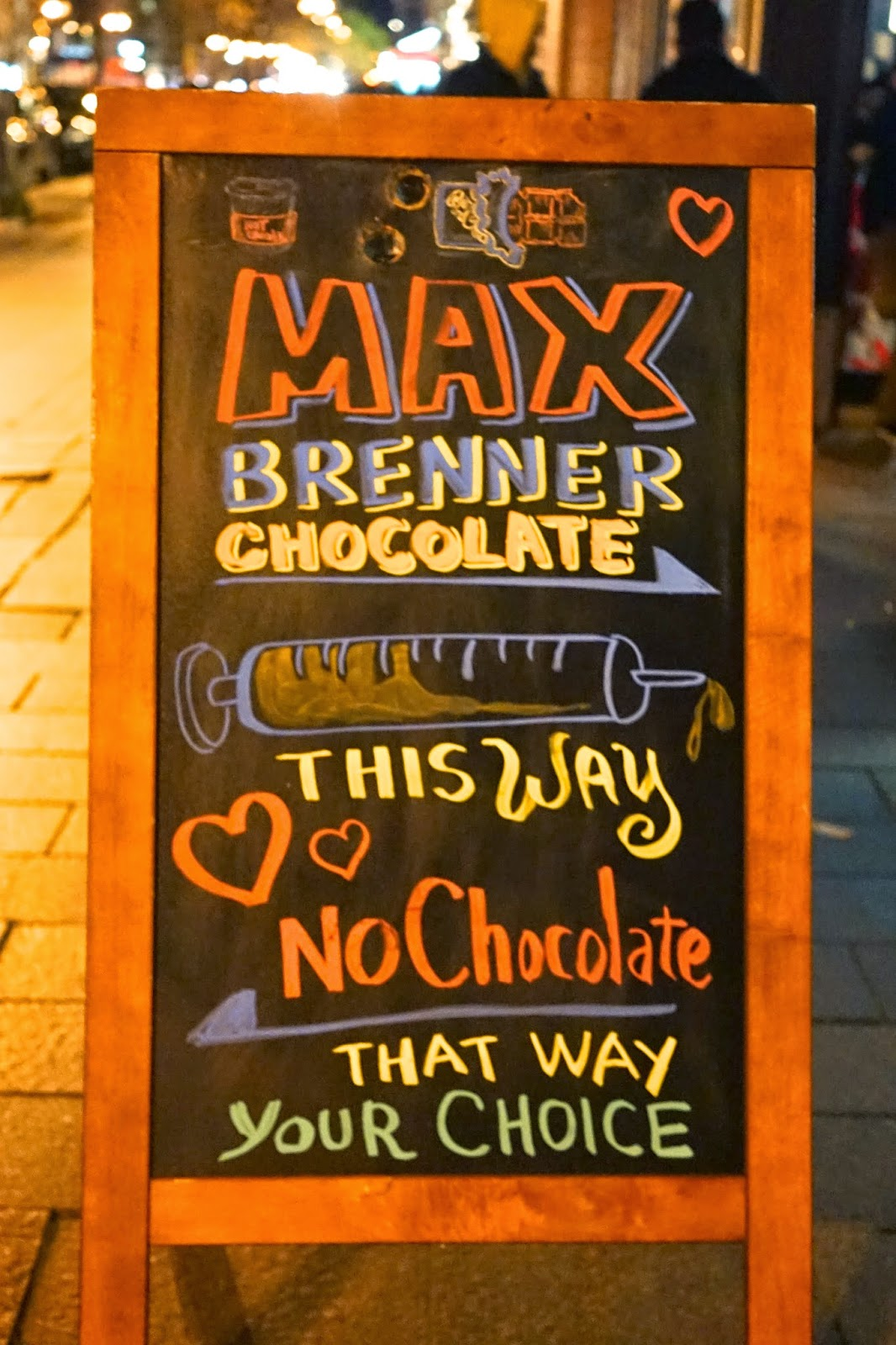 max brenner chocolate
