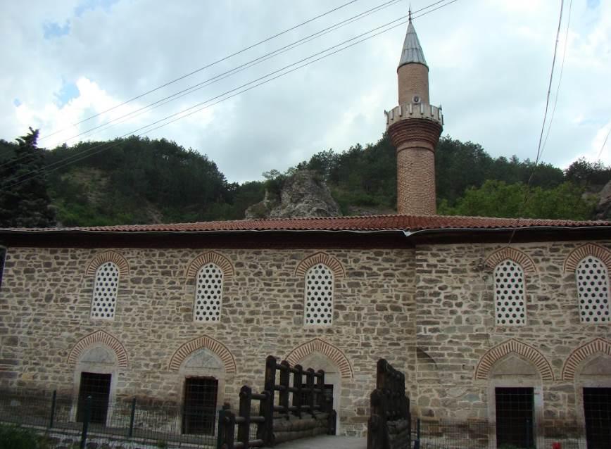 Kanuni Sultan Süleyman Cami (Yeni Cami)