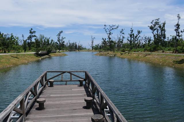 Einer der Seen im Forest Park