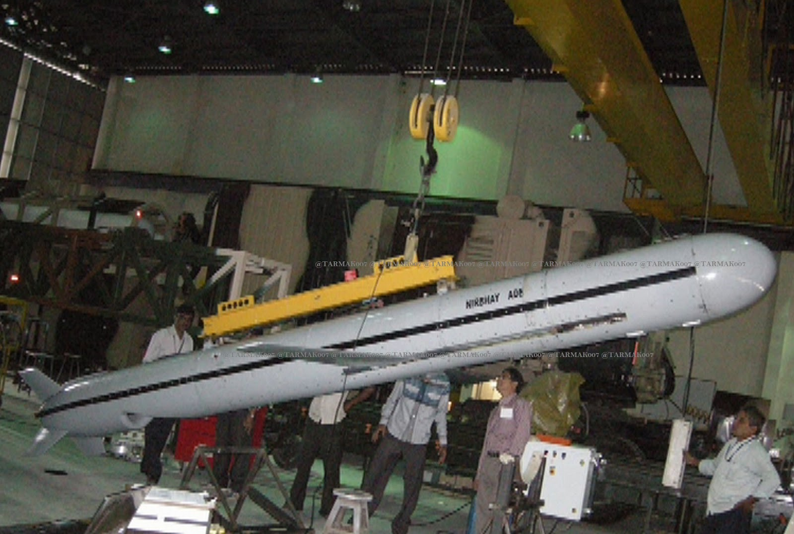 Nirbhay Cruise Missile Test Failed