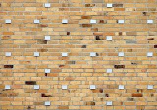 brick facade, glazed and natural finish