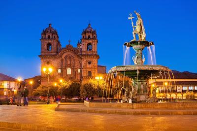 Plaza de Cusco, Plaza de Armas Cusco, Cusco Ciudad Imperial Viajes Peru