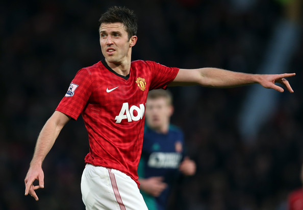 Michael Carrick Manchester United Wallpapers 2013