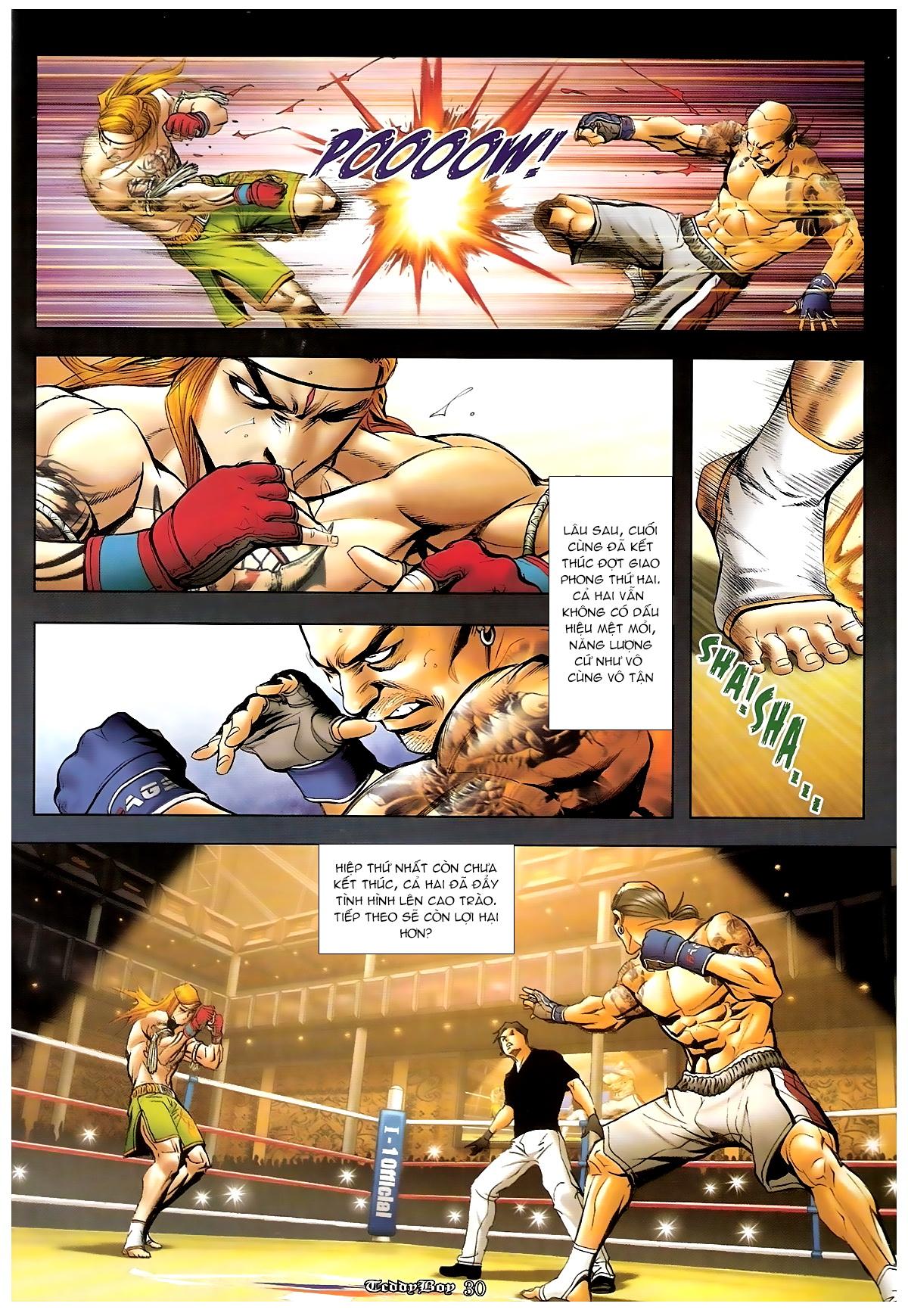 Người Trong Giang Hồ - Chapter 1250: Tối Cường vs Tối Cường 2 - Pic 26