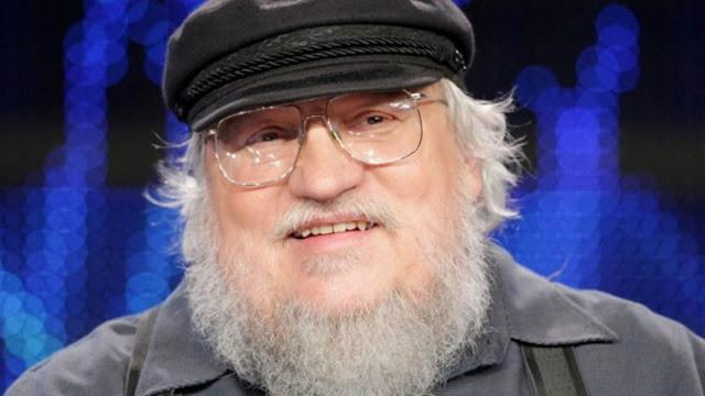 George R. R. Martin, autor de As Crônicas de Gelo e Fogo, disse recentemente que não sabe como a série Game of Thrones, baseada em seus livros, vai terminar. Martin não leu os roteiros e nem acompanhou as gravações da temporada final.