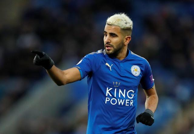 Manchester City Targetkan Riyad Mahrez Lagi Tahun Ini