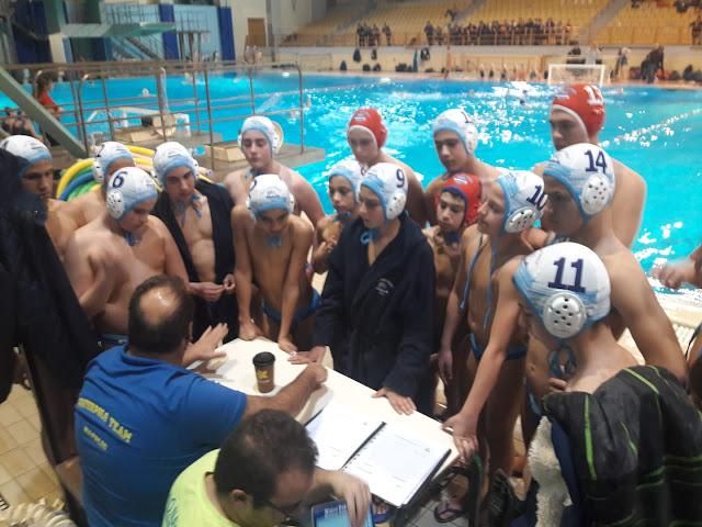 """""""Με το δεξί"""" ξεκίνησε τις υποχρεώσεις της η ομάδα παίδων του Ναυτικού Ομίλου Ναυπλίου στο Πανελλήνιο Πρωτάθλημα"""