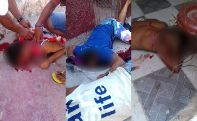 Chacina: Seis pessoas são assassinadas na cidade de João Câmara.