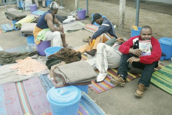 nigerians deported italy belgium