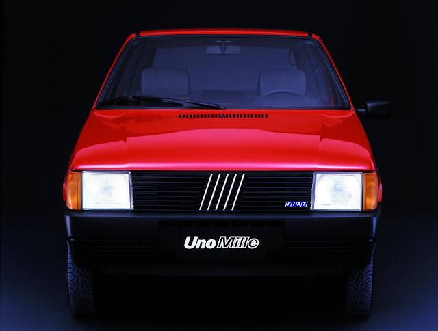 Fiat Uno Mille 1990
