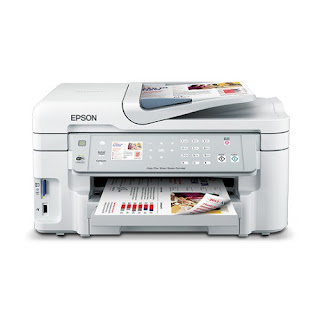 Review Pemakaian Epson WF 3521