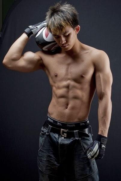 Male Model Street Iskandar Fay