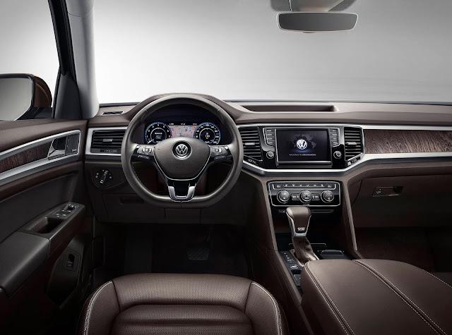 Volkswagen Atlas 2019 - Brasil