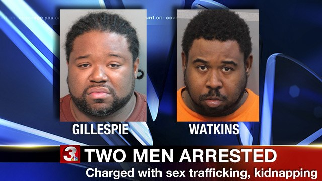 Two Men Arrested For Sex Trafficking In Chattanooga