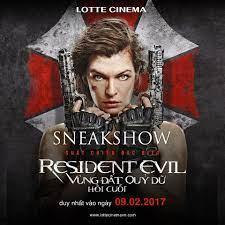 Hình ảnh Resident Evil -Vùng Đất Quỷ Dữ 2
