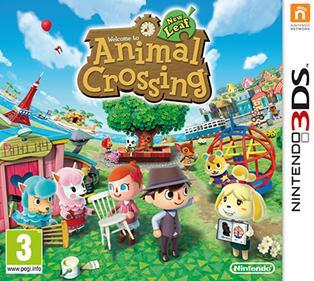 Animal Crossing: New Leaf, 3DS, Español, Mega, Mediafire