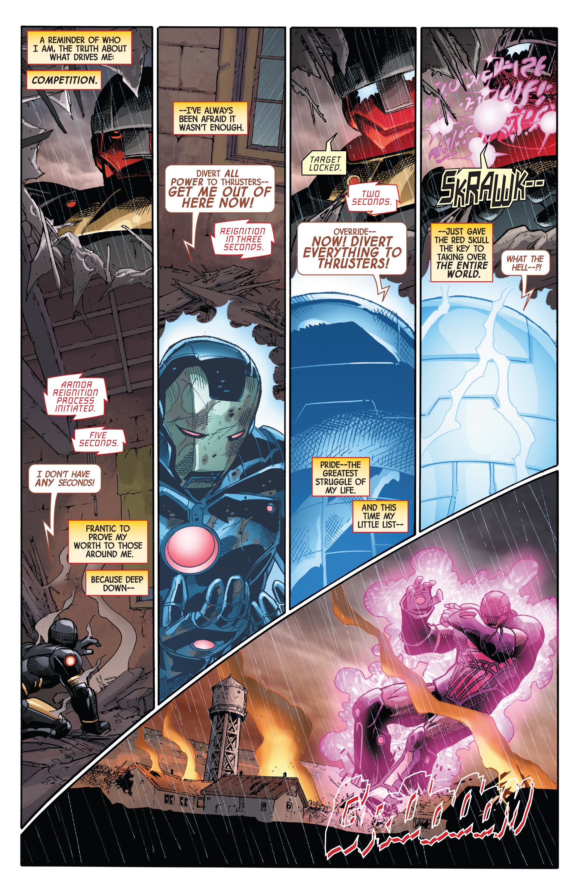 Read online Avengers & X-Men: AXIS comic -  Issue #2 - 8
