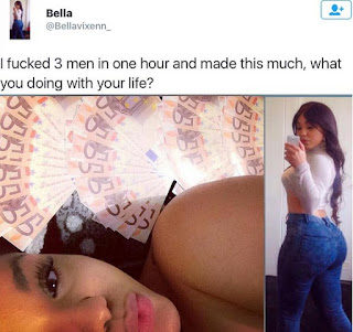 SMH: See What A Girl Proudly Posted On Twitter