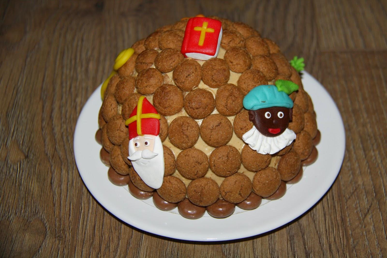 5 december taart Karin's Taarten: 2014 5 december taart