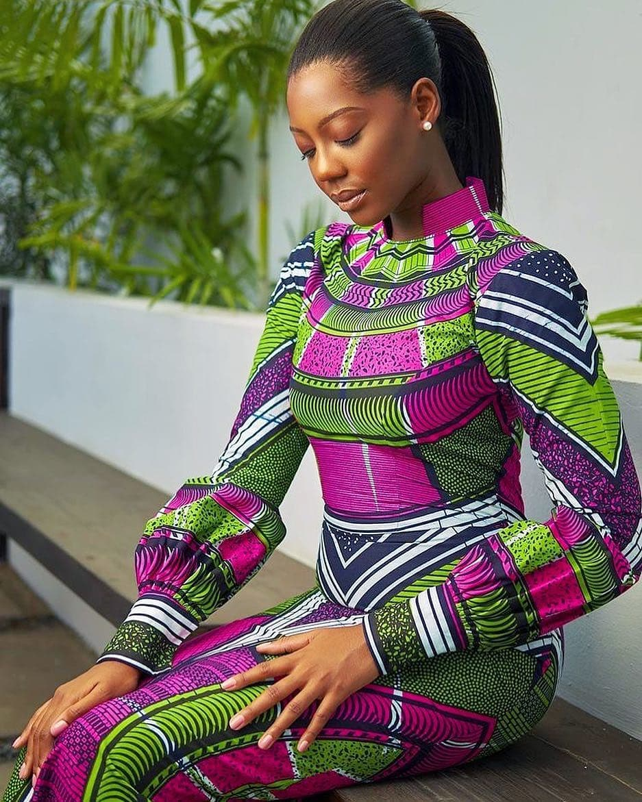 African Print Dresses 2018 : Cute and Gorgeous Styles for ...