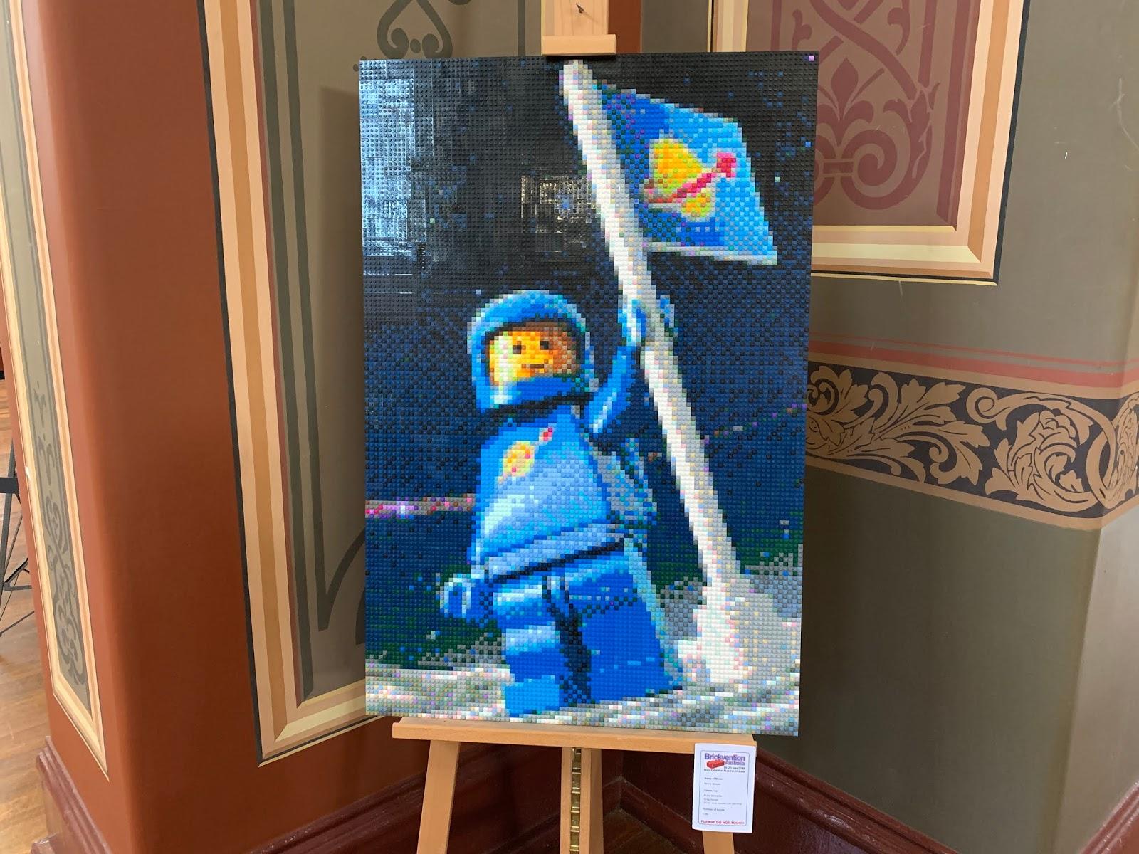 Benny's Bricks Bricks BRICKS! LEGO Fan Blog: Brickvention ...
