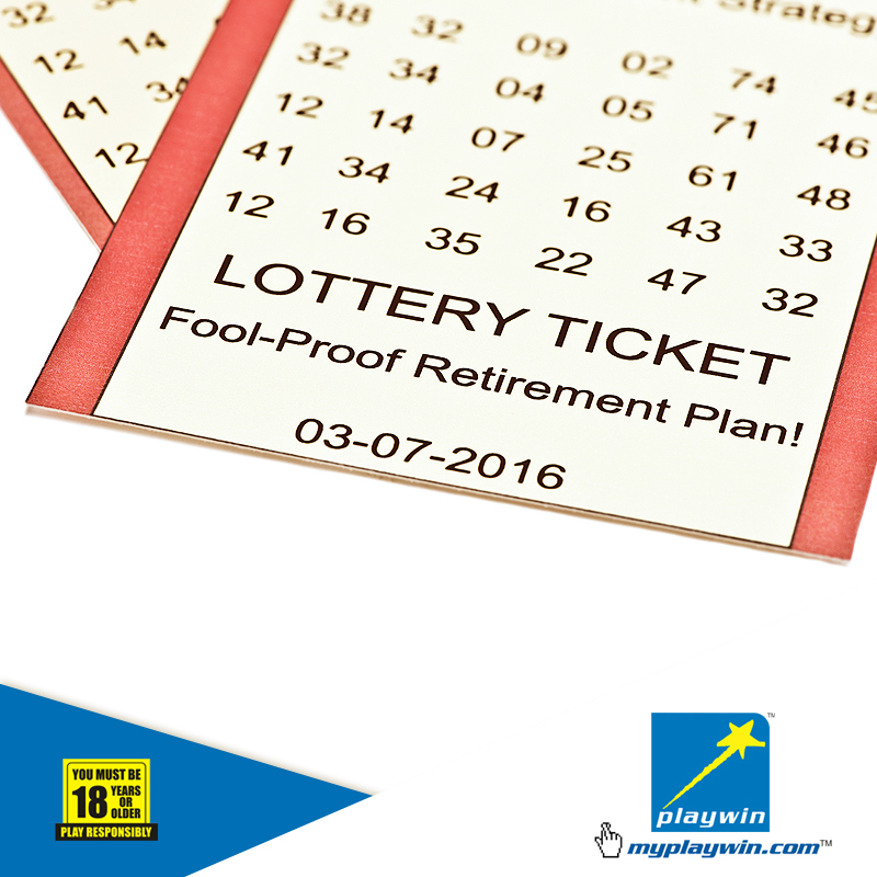 The Playwin Blog 4 Reasons Why Winning A Lottery Is Completely Risk Free