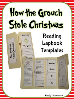 Grouchy Lapbook