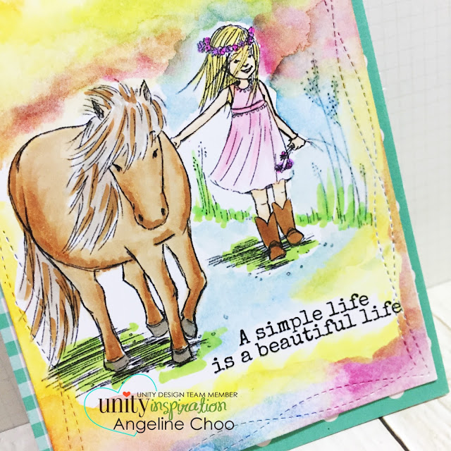 ScrappyScrappy: [NEW VIDEO] Psychedelic Watercolor Background with Unity Stamp #scrappyscrappy #unitystampco #phyllisharris #gansaitambi #watercolor #psychedelic #card #cardmaking #craft #crafting #ginamariedesigns #katscrappiness #rainbow #wonkydie #quicktipvideo #youtube #processvideo