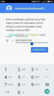 Kenapa Tidak Bisa Masuk Akun Google Di Android