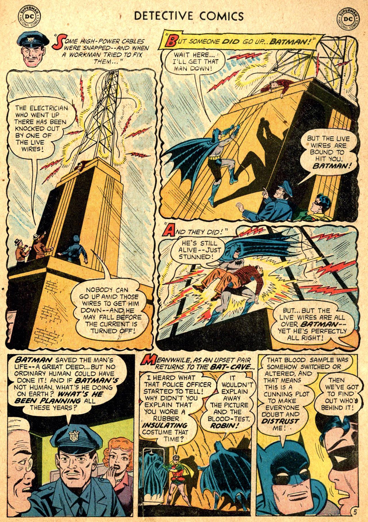 Detective Comics (1937) 251 Page 6
