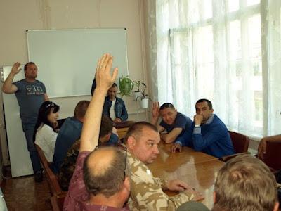 """Организация ветеранов АТО """"Белая Стрела"""""""