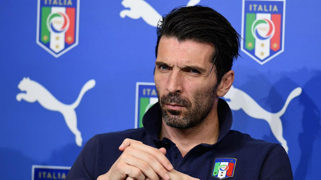 Gianluigi Buffon Akan Tahan Pada Akhir Musim Kecuali Juve Menang UCL