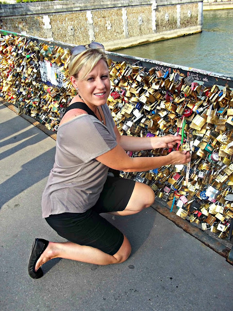 Locks of Love: Must do when visiting Paris