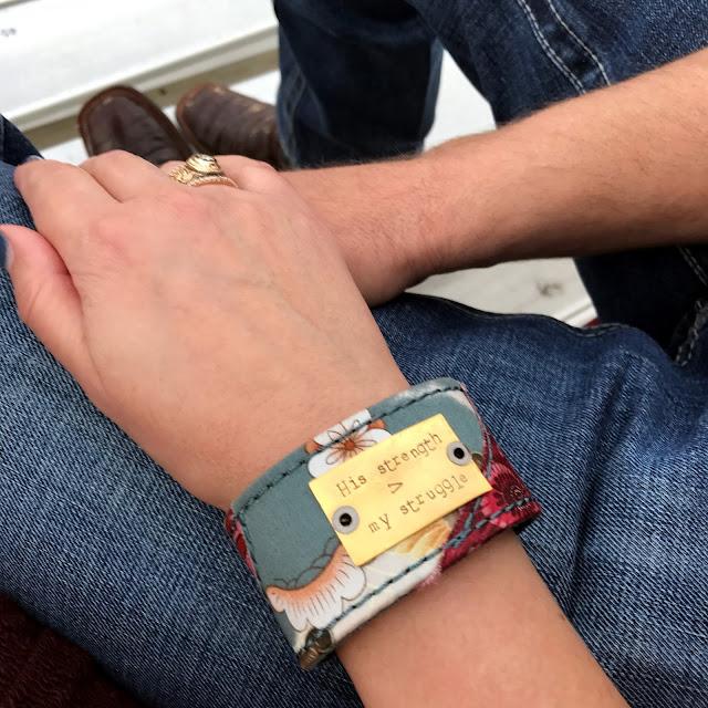 Farmgirl Paints cuffs