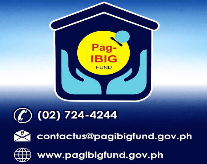 Pag-IBIG Hotline 24/7 Call Center for 2020