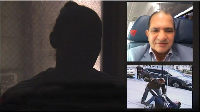 """""""En cualquier momento se me mete el Diablo y te mato"""" advirtió dominicano a mujer que apuñaló en barbería"""