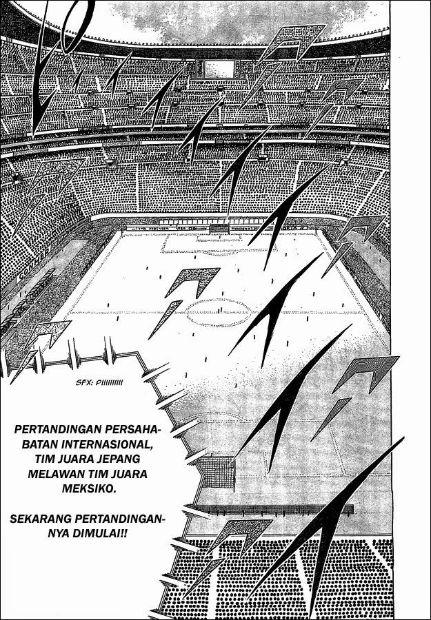 Captain Tsubasa – Rising Sun Chapter 03-8
