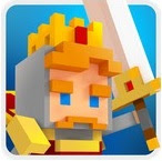 Cube Knight Battle of Camelot App